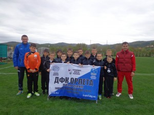 Футболните деца на България 2014 г.